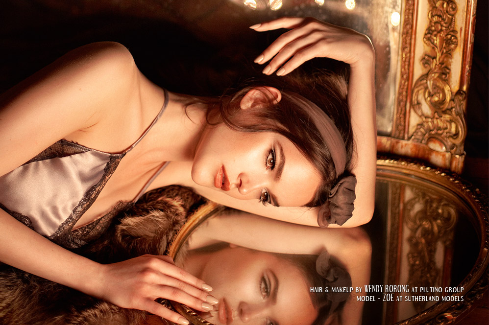 WENDY RORONG - PORTFOLIO - BEAUTY