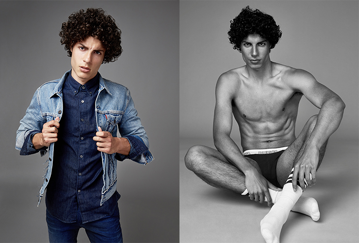 PORTFOLIO - AARON MCQUAID - MEN