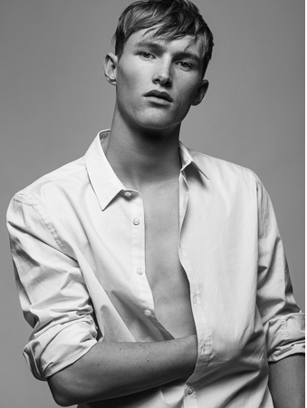 PORTFOLIO - MARK MANTON - MEN
